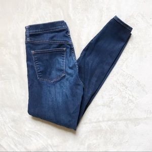 "MADEWELL Skinny Skinny 9"" High Riser Jeans Size 29"